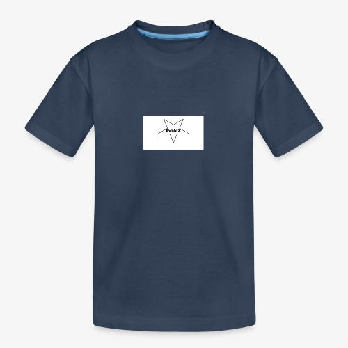 RabbiX - Teenager Premium Bio T-Shirt