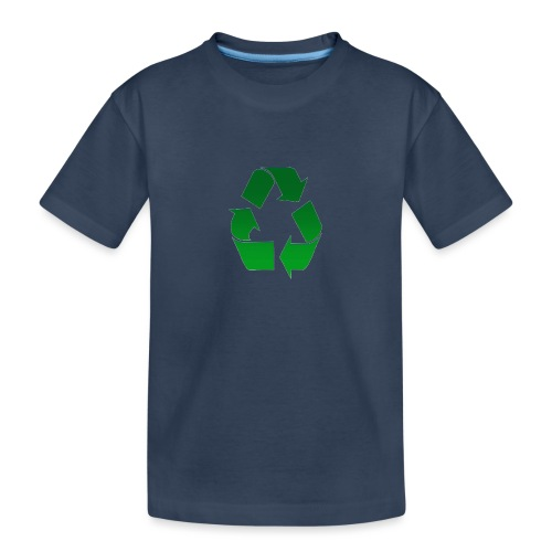 Recyclage - T-shirt bio Premium Ado