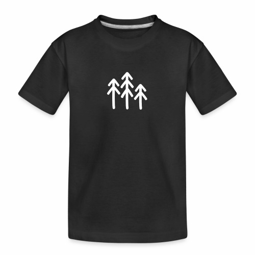 RIDE.company - just trees - Teenager Premium Bio T-Shirt