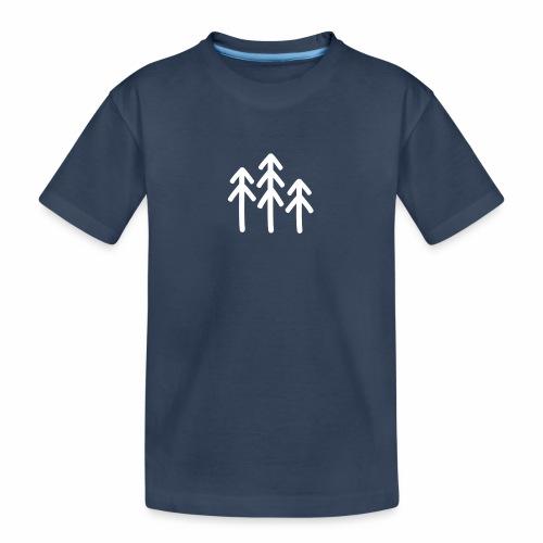 RIDE.company - just trees - Teenager Premium Bio T-Shirt
