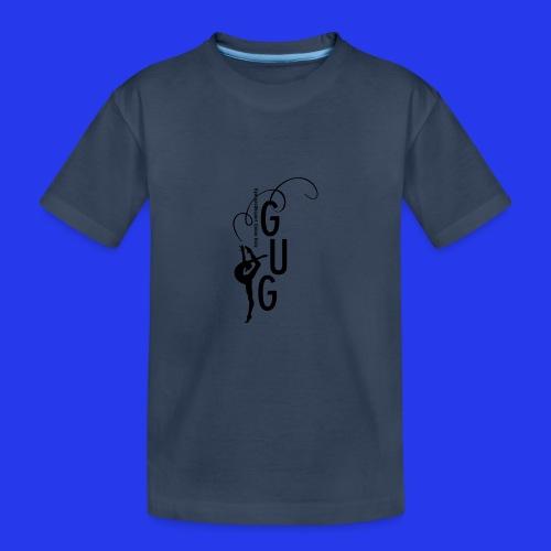 GUG logo - Teenager Premium Bio T-Shirt
