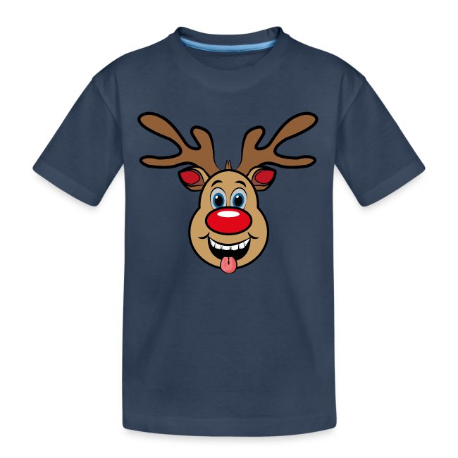 UGLY XMAS - Reindeer Rudi