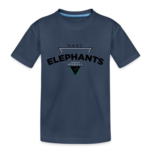 Triangle - T-shirt bio Premium Ado