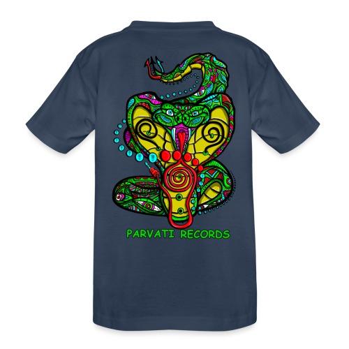 Parvati Records Cobra by Juxtaposed HAMster - Teenager Premium Organic T-Shirt