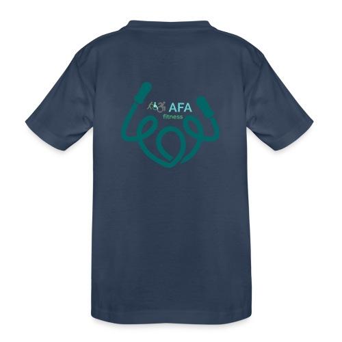 AFAfitness - Maglietta ecologica premium per ragazzi