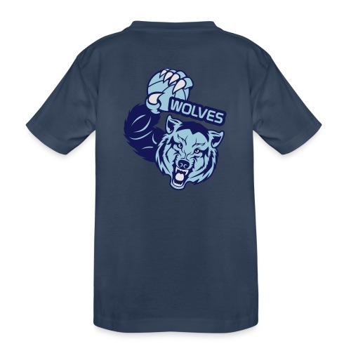 Wolves Basketball - T-shirt bio Premium Ado