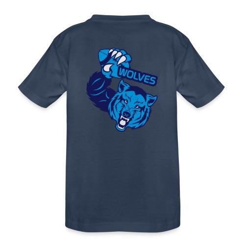 Wolves Rugby - T-shirt bio Premium Ado