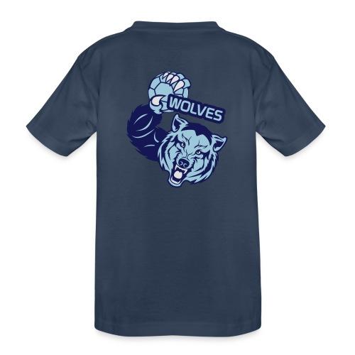 Wolves Handball - T-shirt bio Premium Ado
