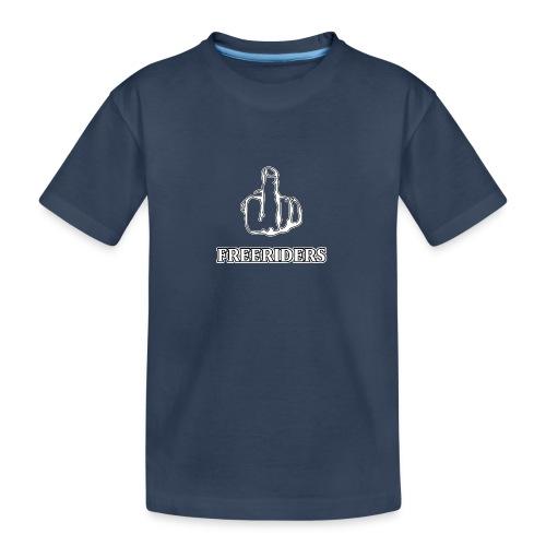 Logo Neu png - Teenager Premium Bio T-Shirt