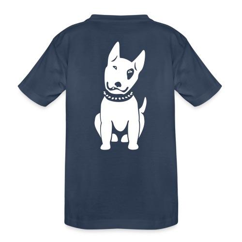 Bullterrier comic - Teenager Premium Bio T-Shirt