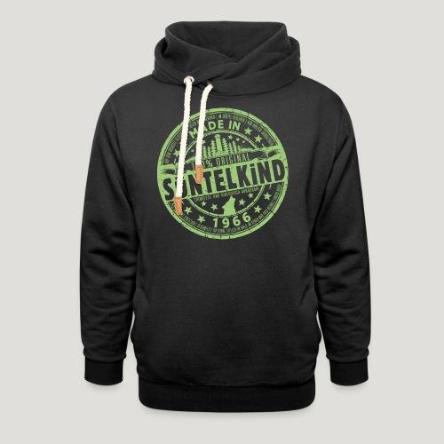 SÜNTELKIND 1966 - Das Süntel Shirt mit Süntelturm - Unisex Schalkragen Hoodie