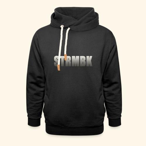 KORTFILM STRMBK LOGO - Unisex sjaalkraag hoodie