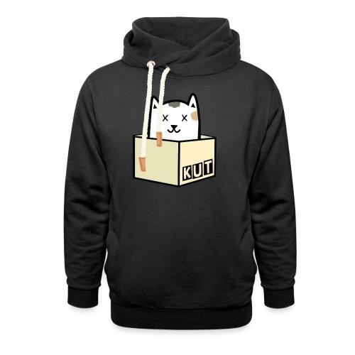 kittenlos hoodies - Sjaalkraag hoodie