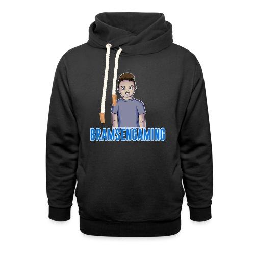 BramsenGaming 2017 - Unisex hoodie med sjalskrave