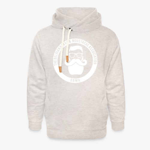 bbmaback - Unisex sjaalkraag hoodie