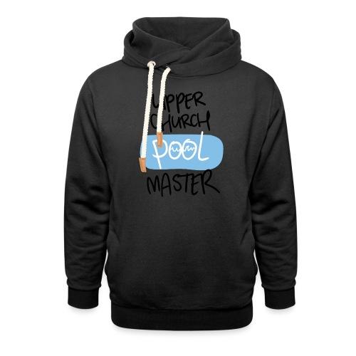 Upper church POOL master - Unisex sjaalkraag hoodie