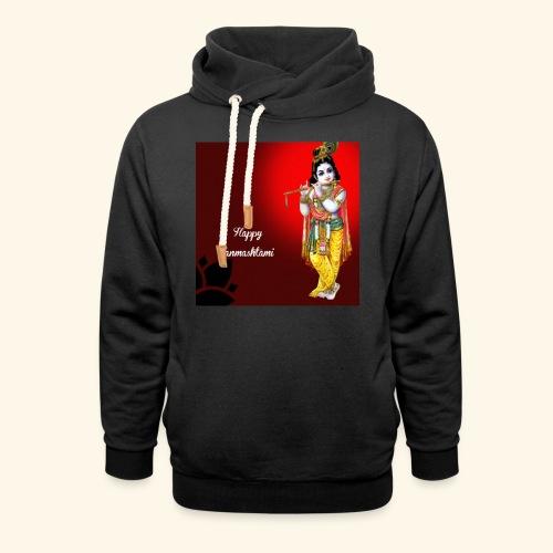 IMG 20190111 083455 - Unisex sjaalkraag hoodie