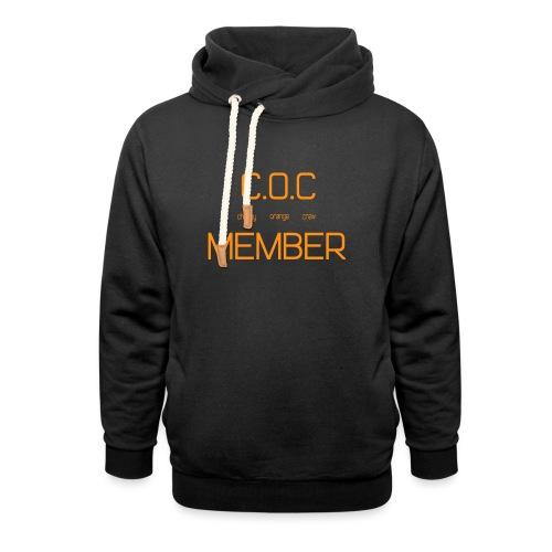C.O.C MEMBER - Shawl Collar Hoodie