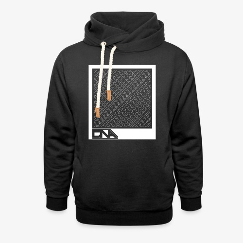 Deepnezz Audio Square - Unisex Shawl Collar Hoodie