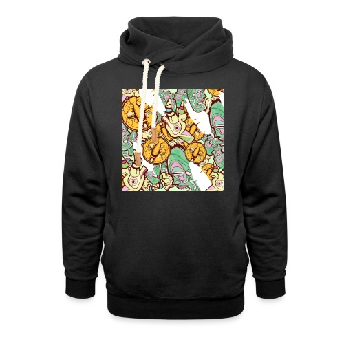 Mask Factory - Day Edition - Shawl Collar Hoodie