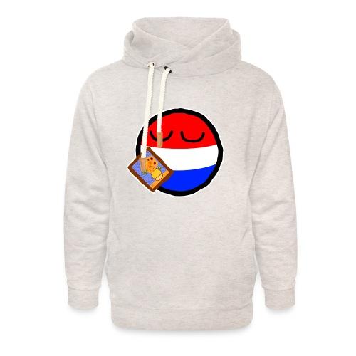 Netherlandsball - Unisex Shawl Collar Hoodie