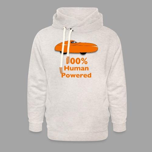 100% human powered - Unisex huivikaulus huppari