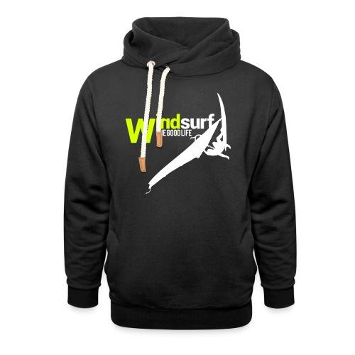 Windsurf - Felpa con colletto alto