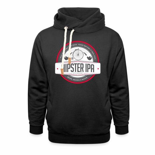 Hipster IPA - Shawl Collar Hoodie