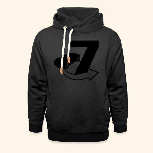 Seven / Fast and Furious - Unisex Shawl Collar Hoodie