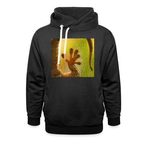 Gecko - Shawl Collar Hoodie