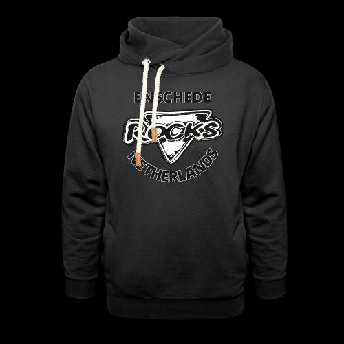 Rocks Enschede NL B-WB - Sjaalkraag hoodie