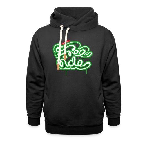 Freeride - Schalkragen Hoodie