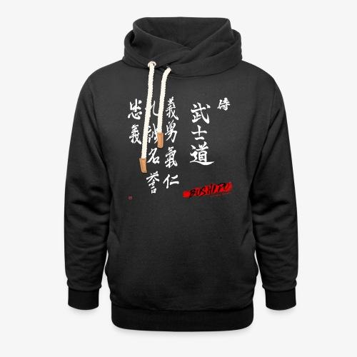 BUSHIDO Tee-shirt - Sweat à capuche cache-cou