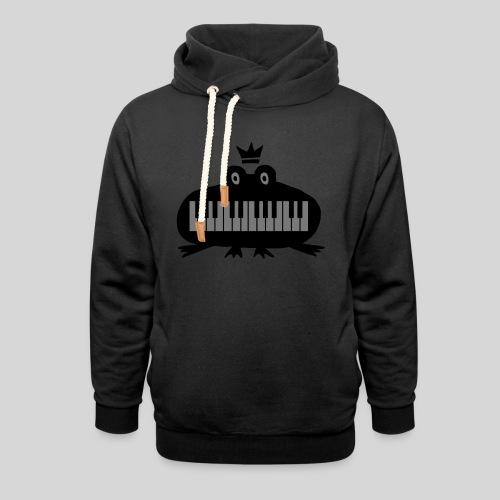 Pianofrosch - Schalkragen Hoodie