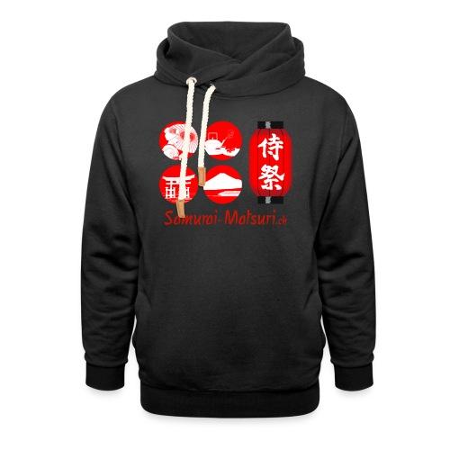 Samurai Matsuri Festival - Unisex Schalkragen Hoodie