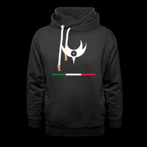 HESPERIA slo Logo svg - Unisex Shawl Collar Hoodie
