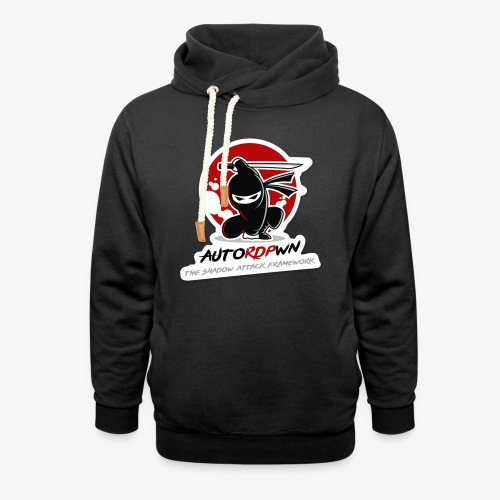 AutoRDPwn - Unisex Shawl Collar Hoodie