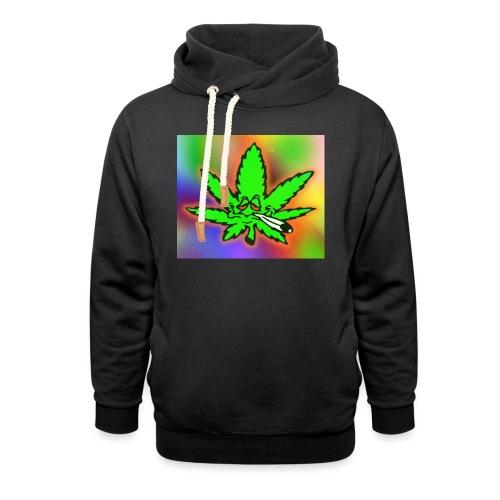 best weed - Unisex huivikaulus huppari
