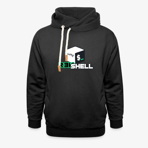 HTTP-revshell - Sudadera con capucha y cuello alto unisex