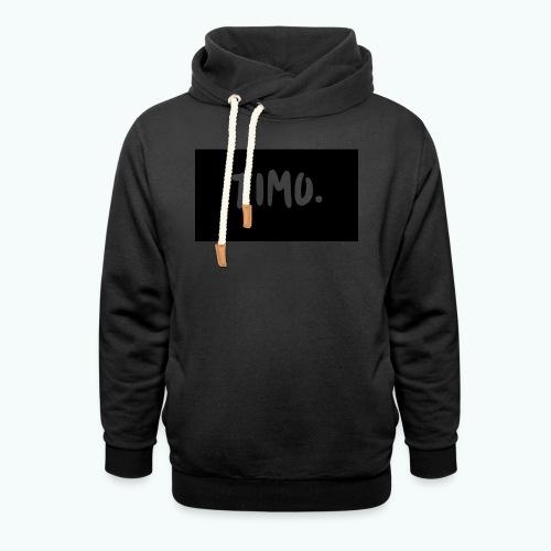 Ontwerp - Sjaalkraag hoodie