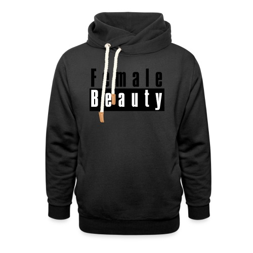 Female Beauty Explicit Content - Shawl Collar Hoodie