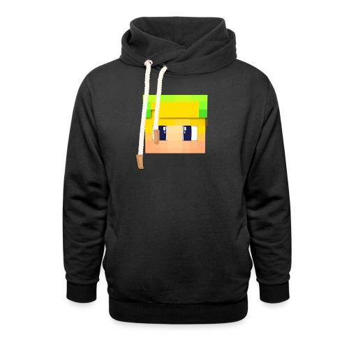 Yoshi Games Shirt - Unisex sjaalkraag hoodie