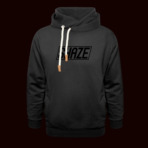 Shaze T-Shirt - Unisex sjaalkraag hoodie