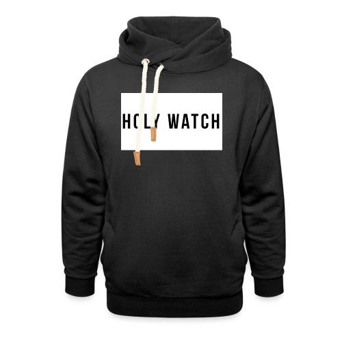 Holywatch T-Shirt - Unisex sjaalkraag hoodie