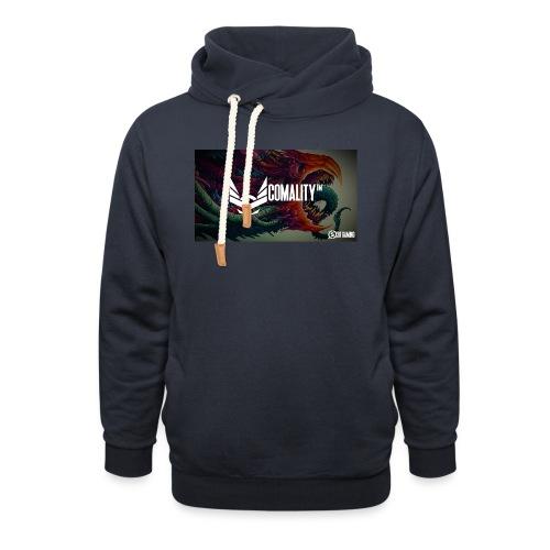 WRONG | Out off stock - Sjaalkraag hoodie
