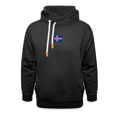 Iceland - Shawl Collar Hoodie