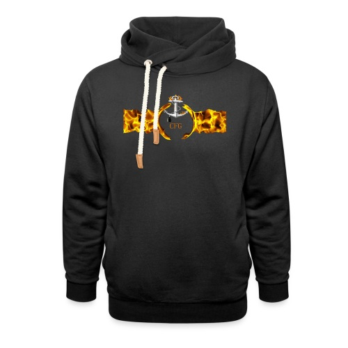 Merch Art - Shawl Collar Hoodie