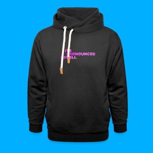 Its Pronounced Cavell Shirts - Shawl Collar Hoodie