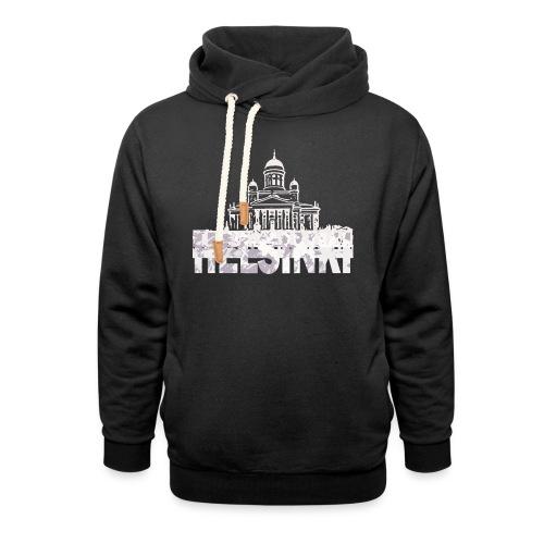 Helsinki Cathedral - Shawl Collar Hoodie