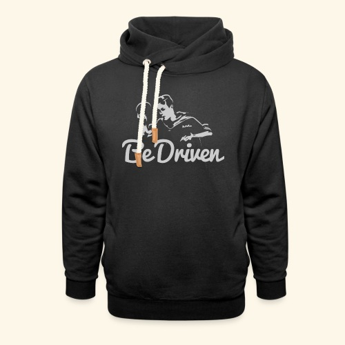 Be Driven to what you dreaming of win ping pong - Schalkragen Hoodie
